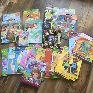 A bunch of coloring books