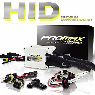 Promax Metal Ballast Slim HID Kit Headlight Fog Light All Size Color Available
