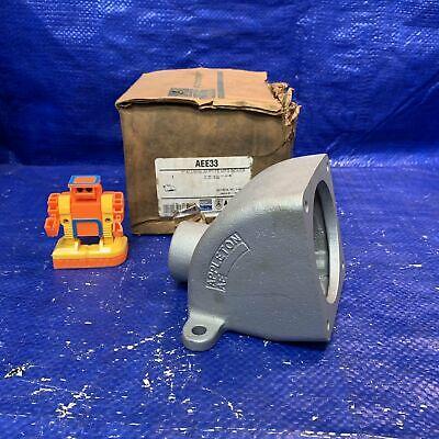 Appleton Aee33 1 Aluminum Powertite Mounting Box