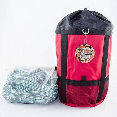 Velocity Cool Tree Climbing Rope Samson 24strandrated 6000lb76 X 120 Wbag