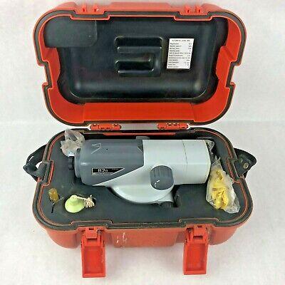 Sokkia B20 32x Automatic Level Precision Survey Equipment Auto Sight D10323
