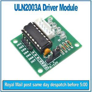 ULN2003A Stepper motor driver module DIP Package Arduino