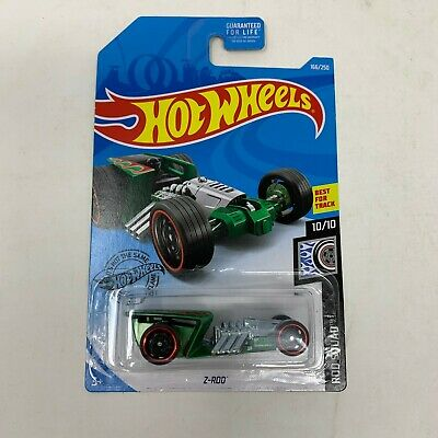 Hot Wheels 2017 Rod Squad  Z-Rod  #166 Green FYD95-D9C0Q