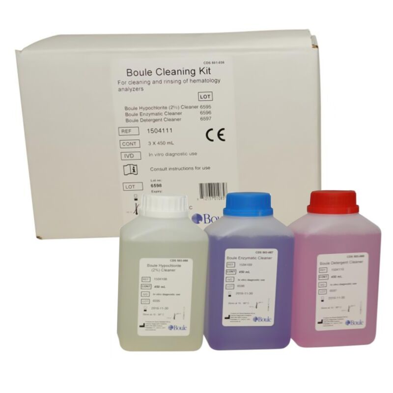 Medonic CDS / M Series Boule Cleaning Kit 1 Ct 501-036