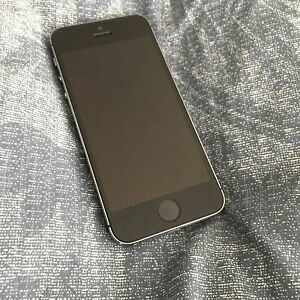 MINT iPhone 5S 16GB Space Grey (Rogers)
