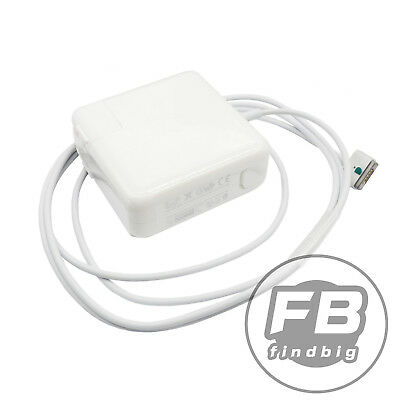 """NEW Original 60W Magsafe2 Power charger Adapter for Apple MacBook pro 13"""" A1435"""
