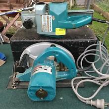 Makita  Planer Model  1100 50-60  H2 750v 16000minxxxxxcondation Fairfield Fairfield Area Preview