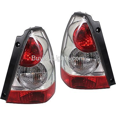 FLEETWOOD DISCOVERY 2014 2015 2016 PAIR TAIL LIGHTS TAILLIGHTS REAR LAMP PAIR RV