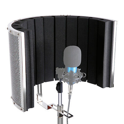 Neewer NW-5 Foldable Sound Absorbing Vocal Recording Panel for Blue Yeti