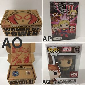 Women of Power Collector Corps Box