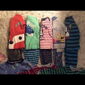 Pjs 18-24 months, great condition, $5 for the bunch.