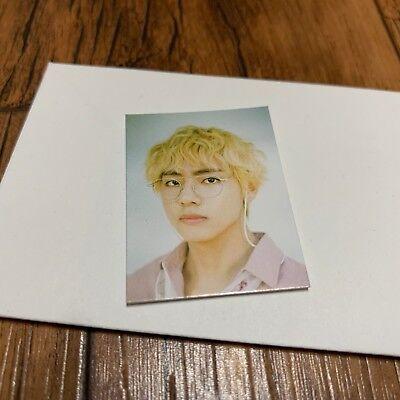 BTS V Official ID PHOTO 2019 Season