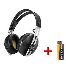 Sennheiser MOMENTUM 2 Around-Ear Wireless Buetooth Headphones. Black. +Free Zagg