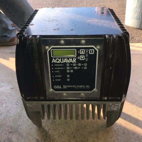 Goulds ITT Industries Aquavar 20 HP Part No 4062303