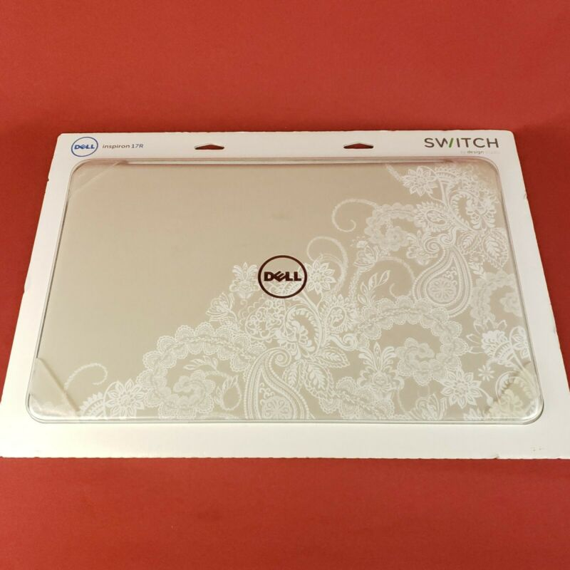 New Dell Inspiron 17R Switch Interchangeable Laptop Cover Tan