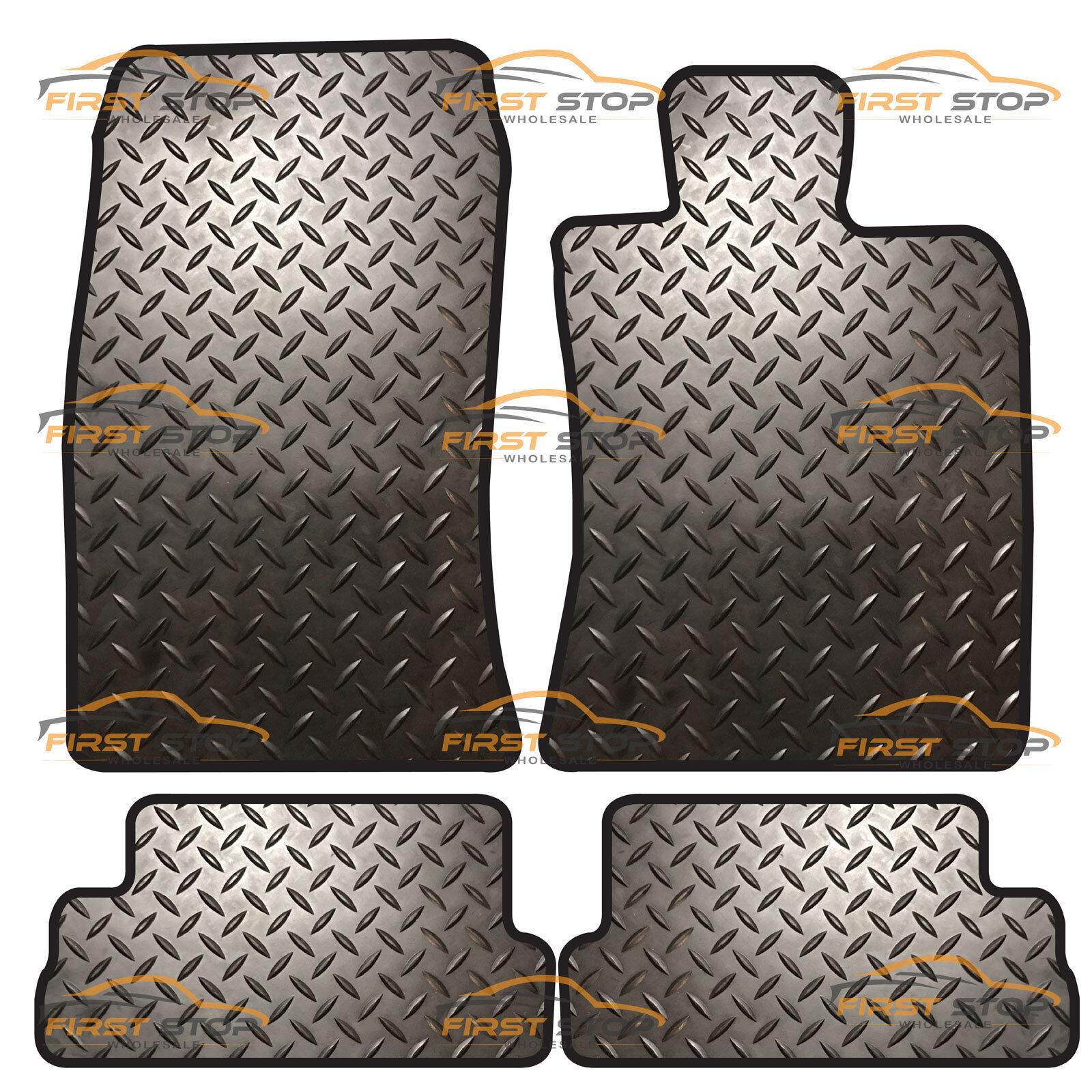 FSW Dispatch Van 2007-2016 1 Piece Tailored 3MM Waterproof Rubber Heavy Duty Floor Mat