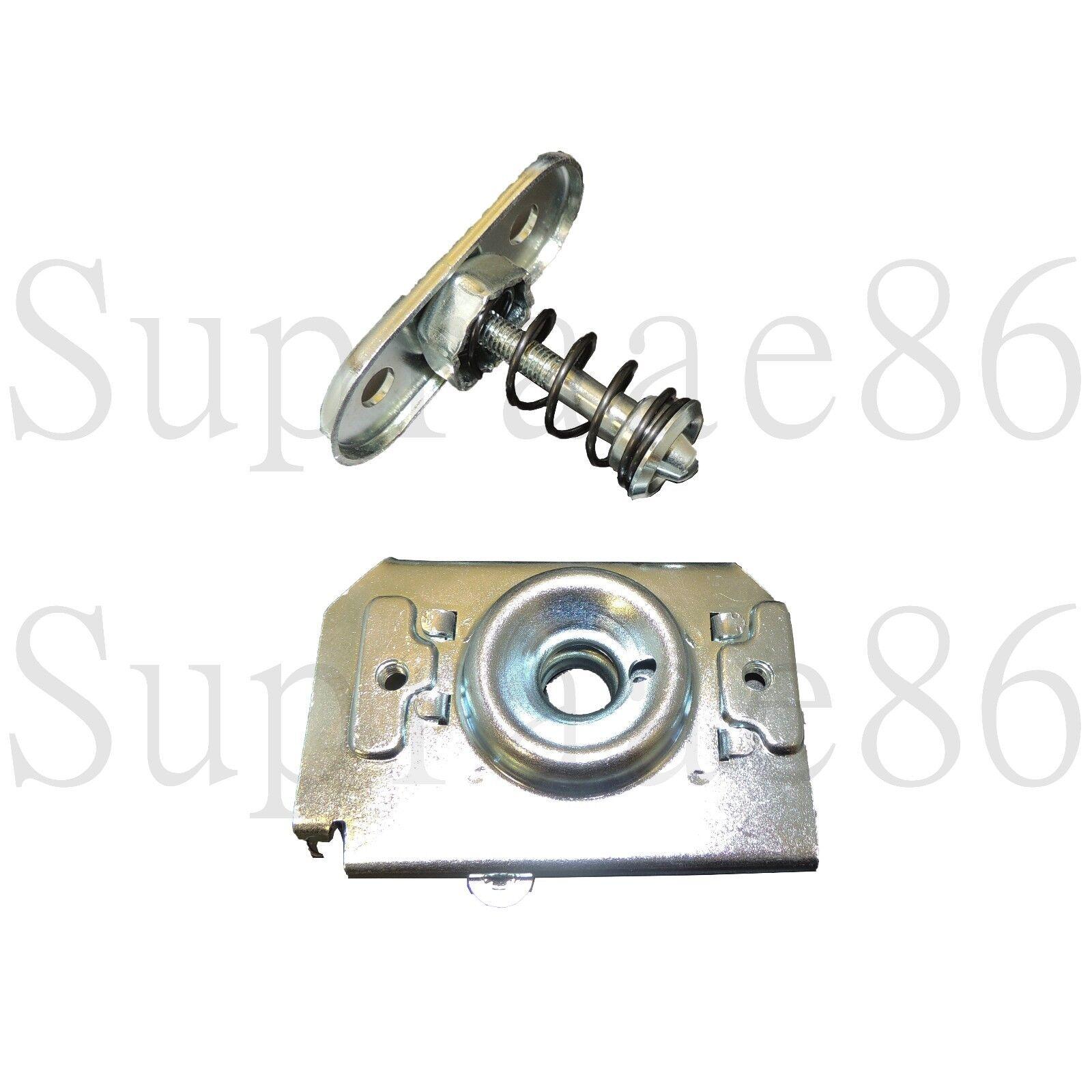 1965-1989 PORSCHE 911 912 930 WARRANTY Decklid Lock LOWER JP GROUP DANSK
