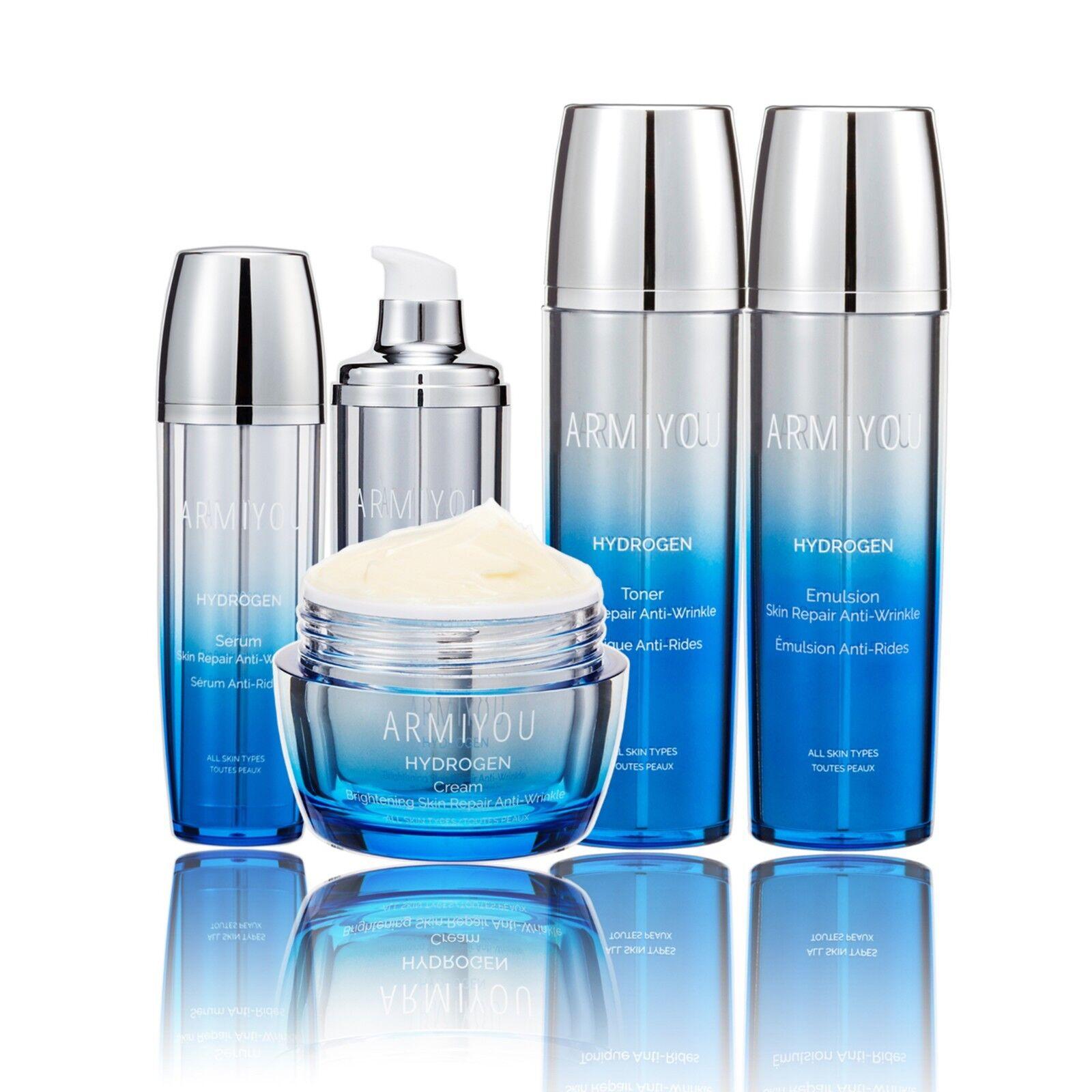Armiyou K-BEAUTY Skin Care HYDROGEN Face Repair Anti-Wrinkle Anti-Aging Set
