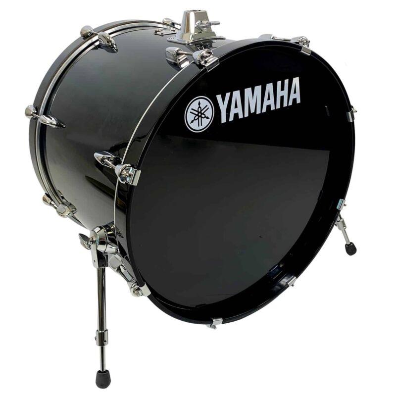 Yamaha Stage Custom 22in Bass Drum - Raven Black