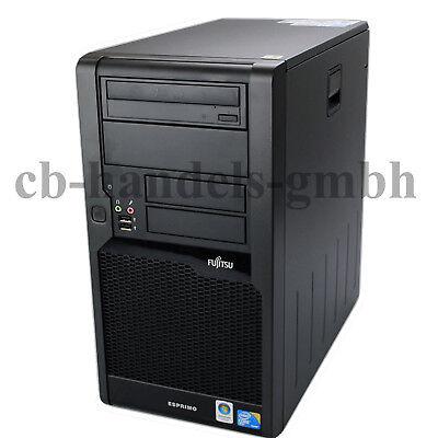 FUJITSU SIEMENS ESPRIMO P7935 0-WATT INTEL 2-CORE 3.16GHZ 2GB RAM 160GB HDD DVD
