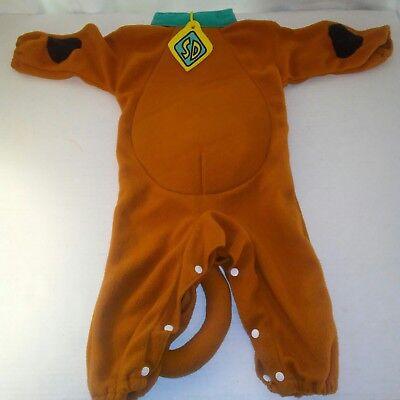 Rubies Costume Co Cartoon Network Scooby Do Infant Babys One Piece Costume](Scooby Do Costumes)