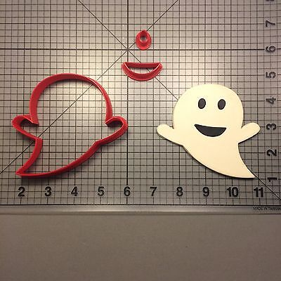 Halloween - Ghost 106 Cookie Cutter Set ()