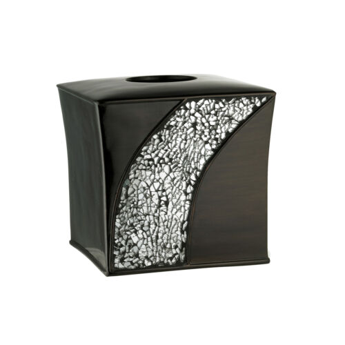 Bathroom Tissue Box Cover Popular Bath Sinatra Orb Collection Bath