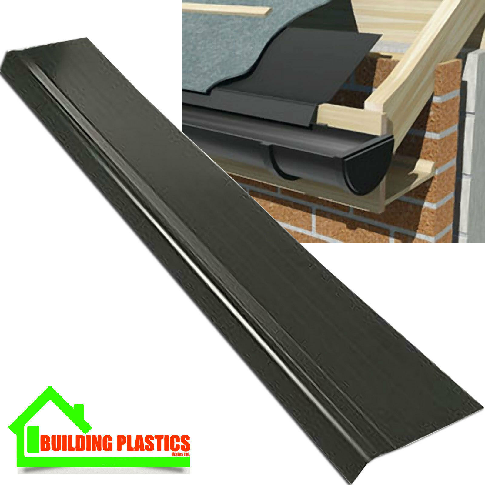 10 X Eaves Protectors 1 5 Mtr Felt Support Trays Sagging