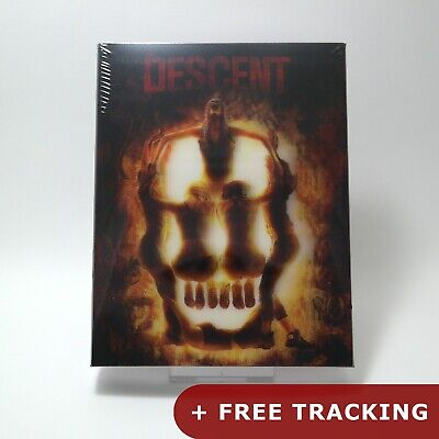 The Descent BLU-RAY Limited Edition - Lenticular