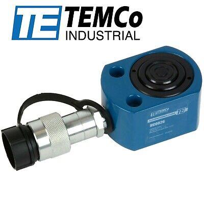 Temco Hc0026 Telescoping Hydraulic Cylinder Tons 11.1 4.9 Stroke 0.39 0