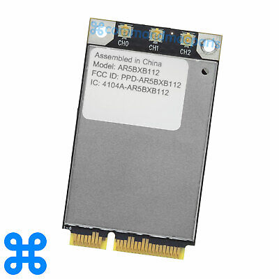 """AIRPORT WIRELESS WIFI NETWORK CARD - iMac 21.5"""" A1311,27"""" A1312 Mid/Late 2011"""