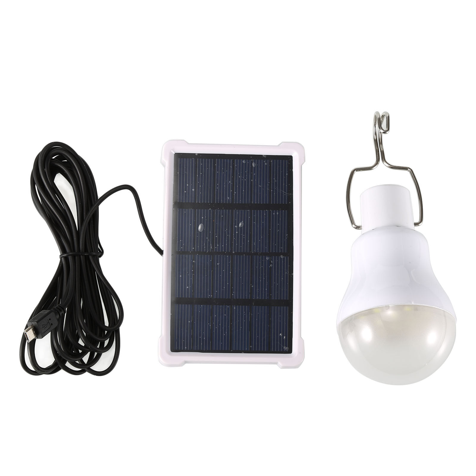 Home Bulb Outdoor & Indoor Solar Powered LED Lighting System Solar ...