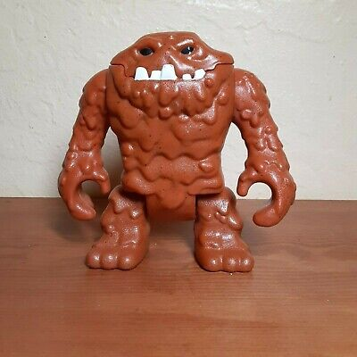 "Fisher Price Imaginext DC Comics CLAYFACE Clay Face 4.75"" Figure W1713"