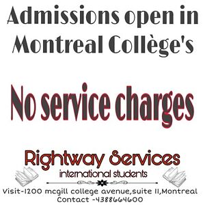 Rightway Services (international students)