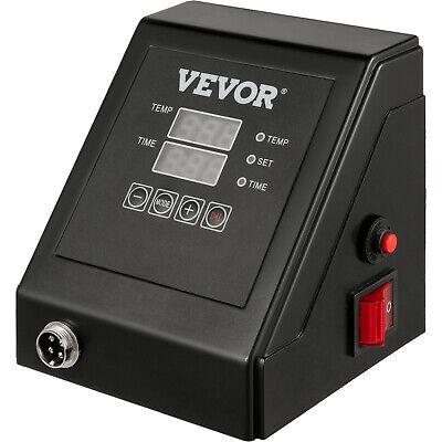 Vevor Control Box Heat Press 1250w Digital Lcd Controller T-shirt Mug Plate Cap