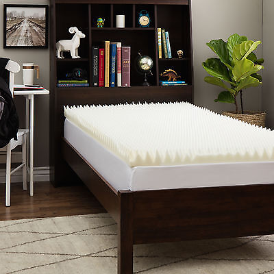 Slumber Solutions Dorm Highloft 3 Inch Memory Foam