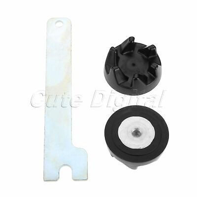 2Pcs 9704230 Blender Rubber Coupler & Removal Tool Part Replace for KitchenAid