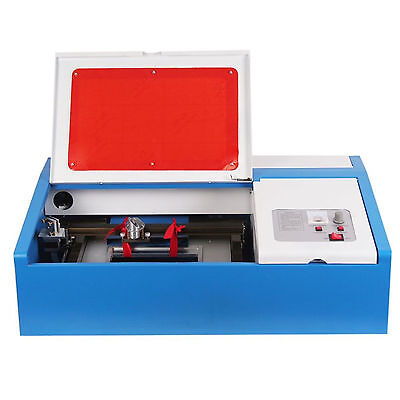 40w Usb Laser Engraving Cutting Machine Engraver Cutter W Cooling Fan