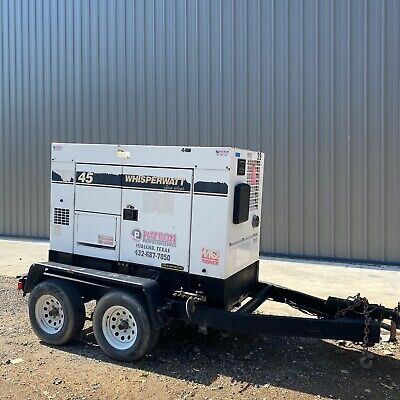 36kw Mq Power Portable Diesel Generator