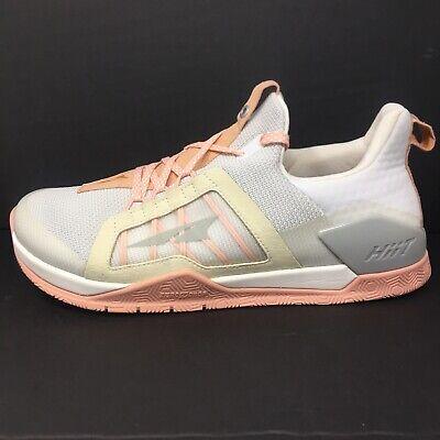 Altra HIIT XT Mid Cross Training Walking Shoes White Pink Women's Sz...