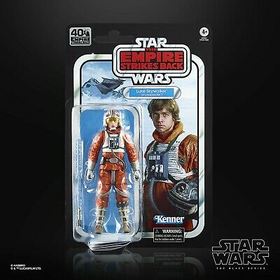 Star Wars Black Series 40th Anniversary Wave 2: Hoth Luke Skywalker (Ep. 5)