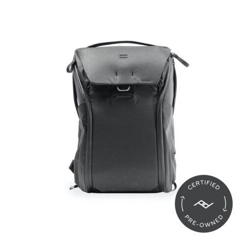 Everyday Backpack 30L V2 // Black - PD Certified