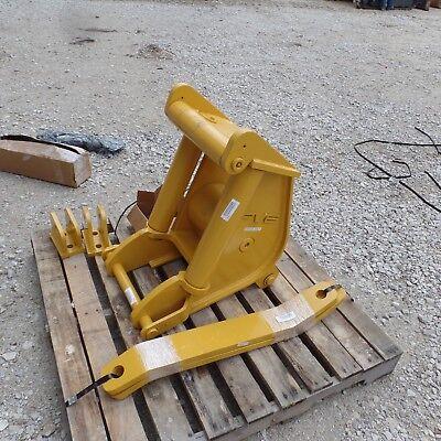 John Deere 450g 550g 650g Winch Log Arch Roller Fairleads 455g 555g 450h 450j