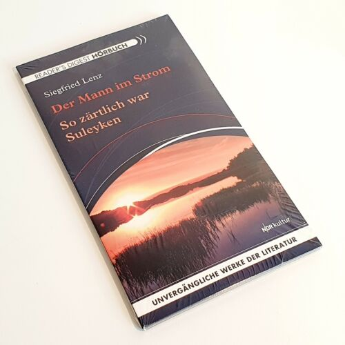 Reader's Digest Hörbuch - Der Mann im Strom - So zärtlich war Suleyken - NEU