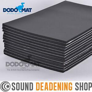 car sound proofing ebay. Black Bedroom Furniture Sets. Home Design Ideas