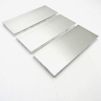".625/"" thick  5//8  Aluminum 6061 PLATE  8.375/"" x 8.75/"" Long QTY 2  sku 176319"