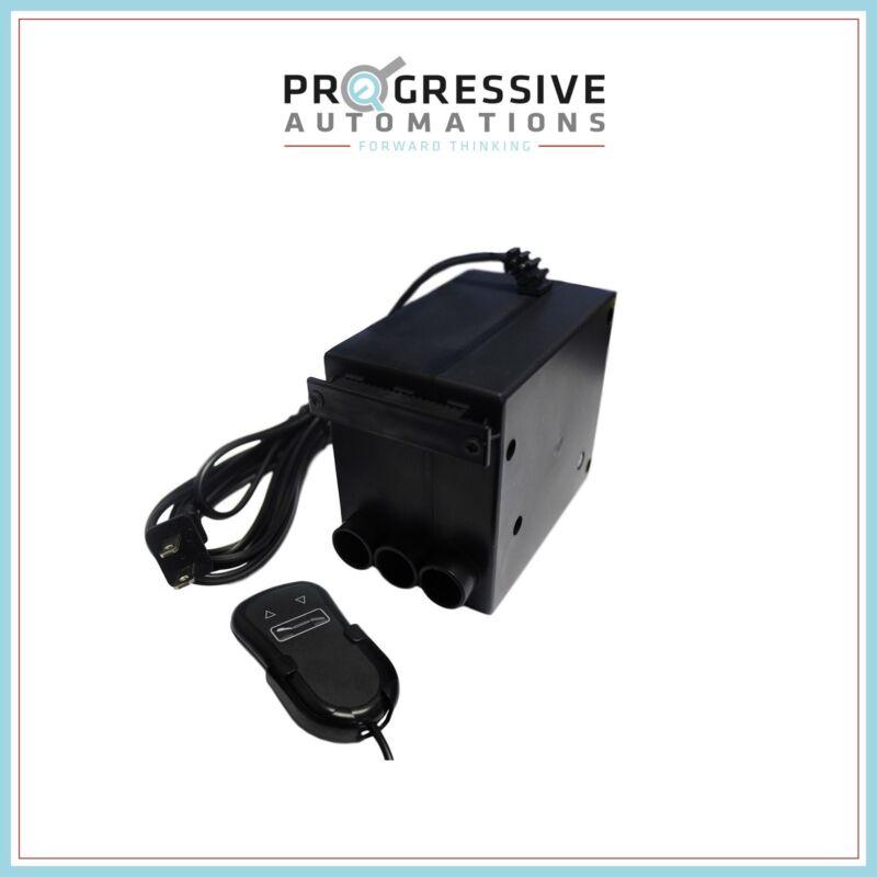 Linear Actuator Control Box - Controls 1 Actuator  - Progressive Automations