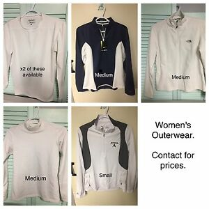 Women's Sweaters and Undershirts