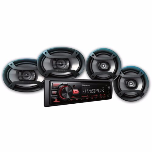 Pioneer Bluetooth CD Car Stereo Receiver