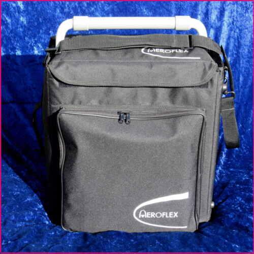 Aeroflex IFR Viavi Analyzer Soft Padded Carry Case 2944 2945 2975 3900 3902 3920